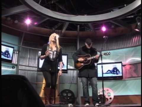 """Sara Haze - """"My Own Hands to Hold"""" Live on PCTV during Sundance 2010 (1 of 3)"""