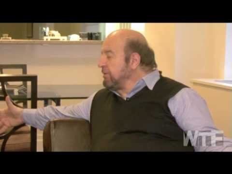 HERNANDO DE SOTO 1 of 6 - Research Interview Clip
