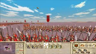 Rome Total War Online Battle #2405: Guys and Gauls