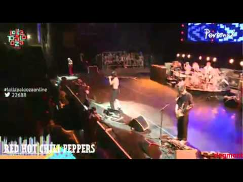 Red Hot Chili Peppers - Lollapalooza Argentina 2014 FULL SHOW (soundboard audio)