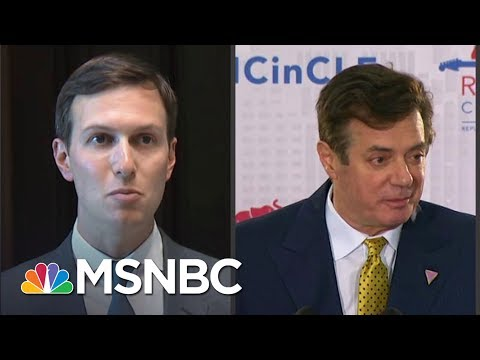 Paul Manafort, Jared Kushner And Donald Trump Jr.: They All Knew | All In | MSNBC