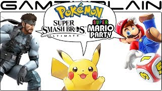 Nintendo Post-E3 Event - DISCUSSION (Hands-On w/ Smash Bros. Ultimate, Pokémon, & More!)