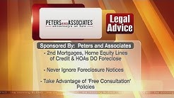 Legal Advice: HOAs Can Foreclose 11/30/16