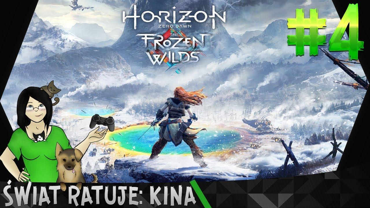 Tu wsadz kija #4 Horizon Zero Dawn: The Frozen Wilds