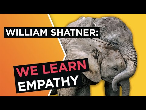 William Shatner: Empathy must be taught | Big Think