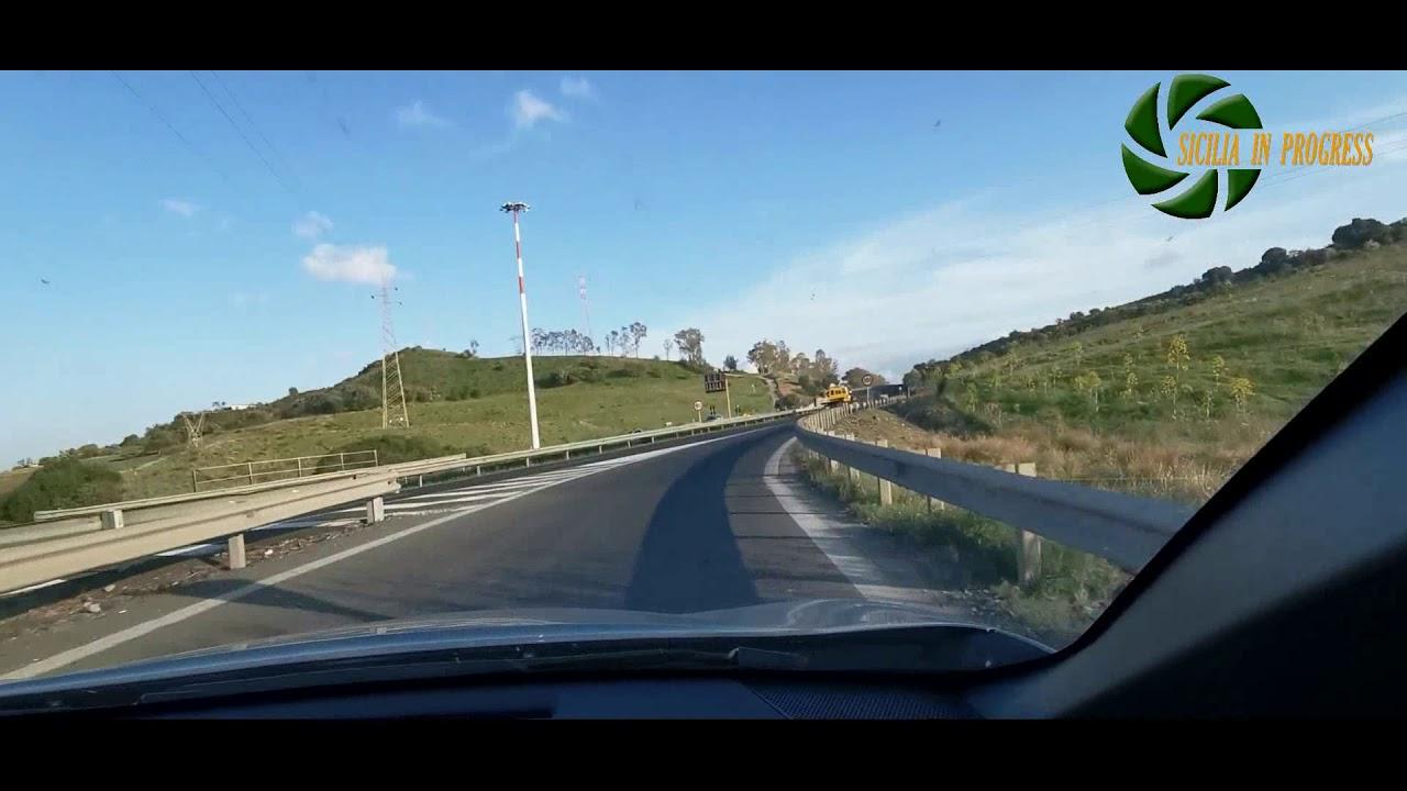 CORONAVIRUS, VIAGGIO NELLE STRADE SICILIANE - parte 1