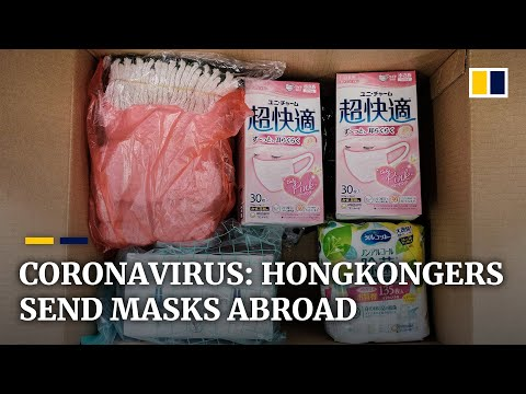 Hongkongers now send