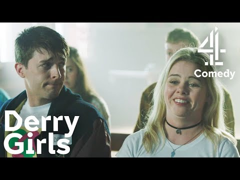 Derry Girls | The Difference Between Catholics and Protestants
