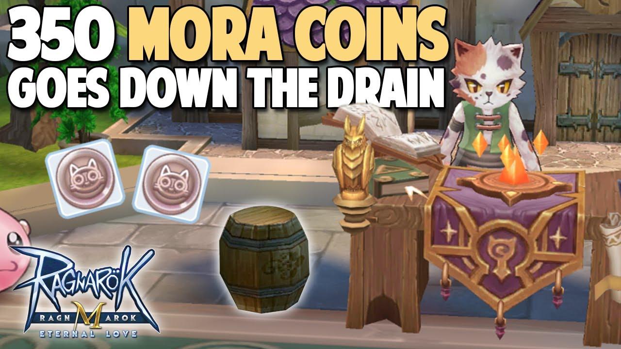 ragnarok mobile mora coins