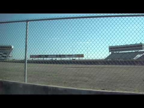 Charlotte Motor Speedway Feel the Thrill Tour