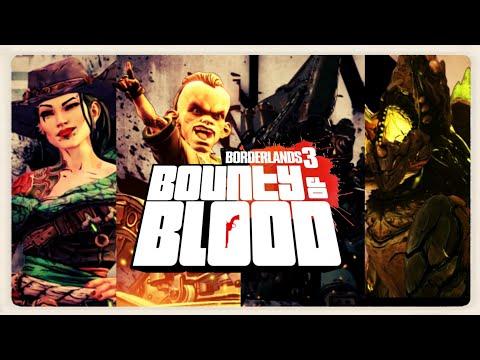 Borderlands 3 Bounty of Blood Boss Fight |