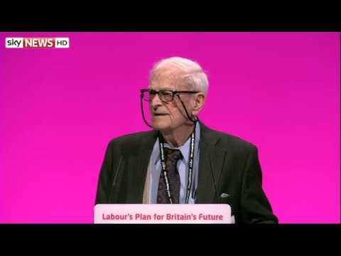 War Veteran Harry Smith Shows Ed Miliband How It's Done
