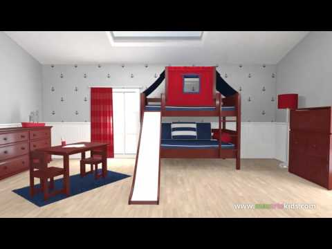 Amazing furniture for boys