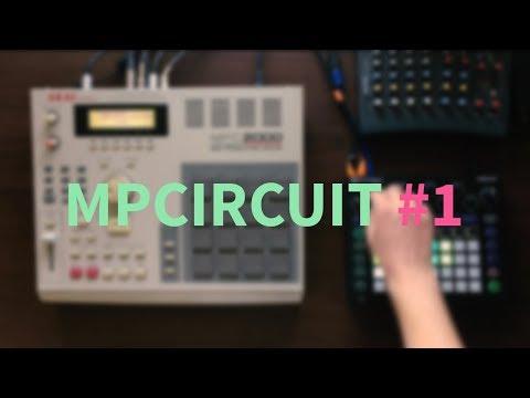 Deep House Jam with AKAI MPC 2000 and Novation Circuit