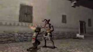 Prince of Persia The Two Thrones-Funny video