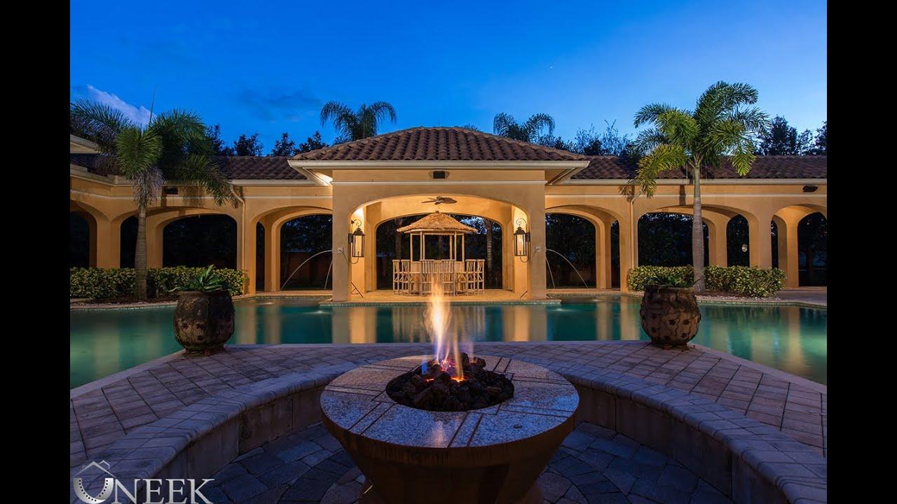 Million dollars house million dollar home - 10 Million Dollar Mansion With 2 Air Plane Hangers Youtube