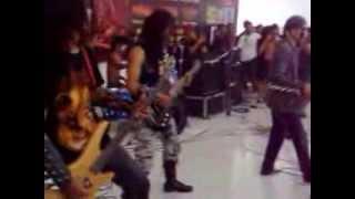 DREAM OF CURSE - SIKSA NERAKA live in PURWOREJO GOGROG #9