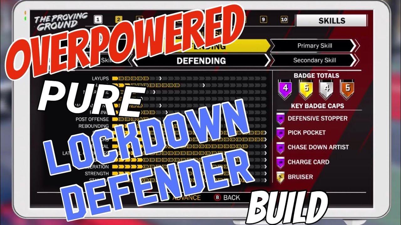 Best Pure Defender Build K