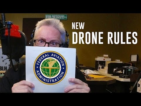 New FAA drone Rules for Hobbyists EXPLAINED