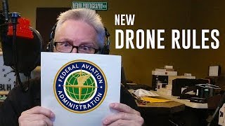 New FAA drone Rules for Hobbyists EXPLAINED - KEN HERON