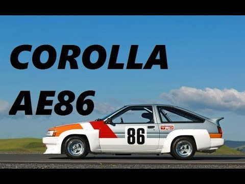 Ae86 Toyota Corolla Levin Race Car Build Project Youtube