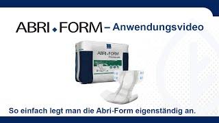 Produktvideo zu Abena Abri-Form Premium Inkontinenzwindeln Saugstärke 4
