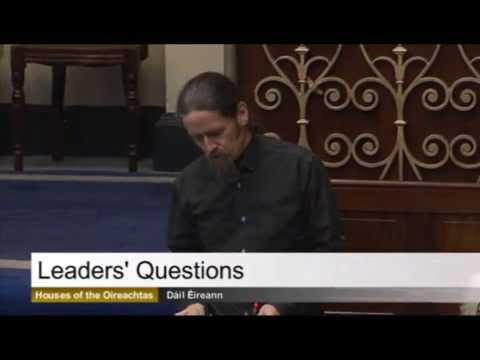 Luke 'Ming' Flanagan on Leaders' Questions