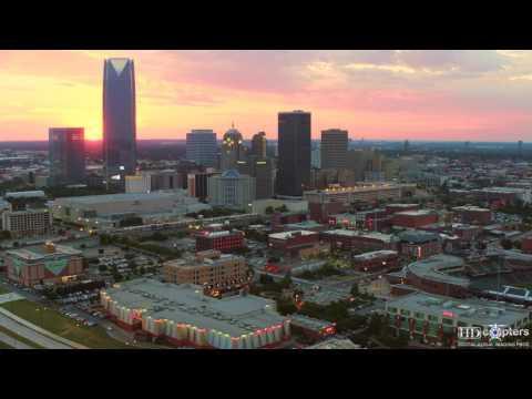 Oklahoma City, OK Sunset