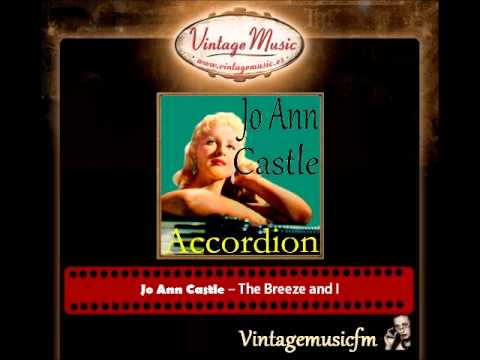Jo Ann Castle – The Breeze and I