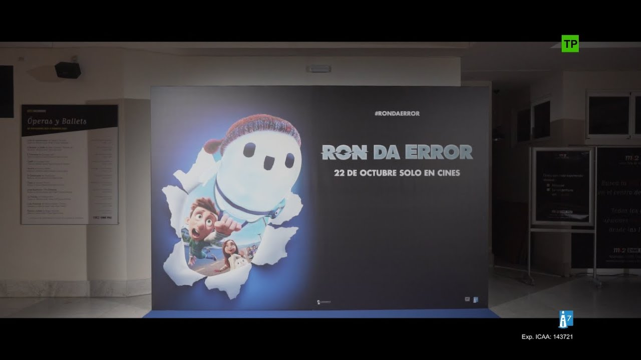 Ron Da Error   Reacciones   HD