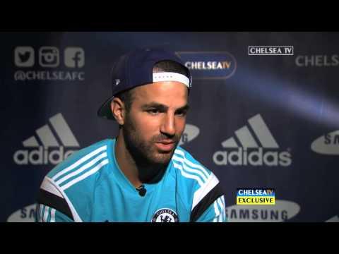 Cesc Fabregas: Exclusive First Interview