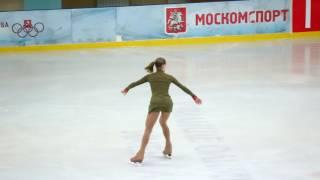 Дарья Паненкова, КП (КМС), V этап Кубка России 2016