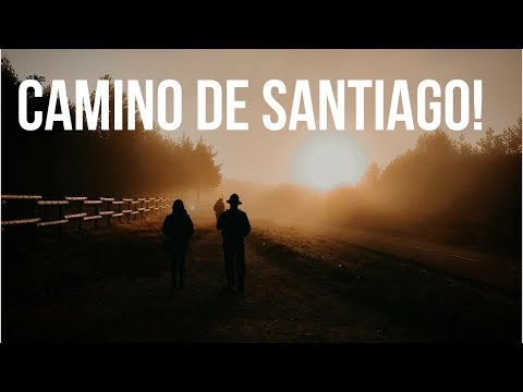 My Journey on The Camino De Santiago!