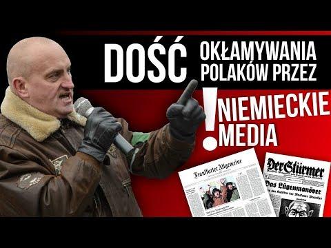 Dość okłamywania Polaków przez Niemieckie media! Kowalski & Chojecki NA ŻYWO w IPP TV 7.03.2018