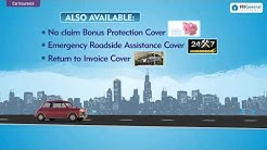 Private Car Insurance Policy Package – SBI General Private Car Insurance