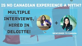 How To Get Hired In Your Dream Company In Canada As A Newcomer!