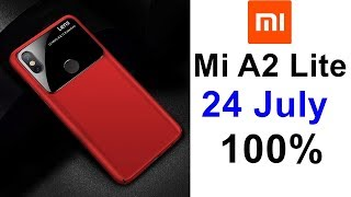 Mi A2 Lite Price In India, Launch Date, Specifications, Features, Review, Camera, Notch