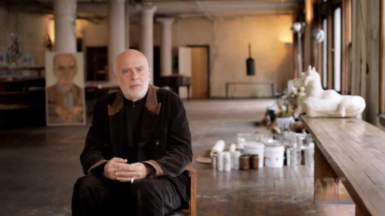 Francesco Clemente on Alighiero e Boetti | TateShots