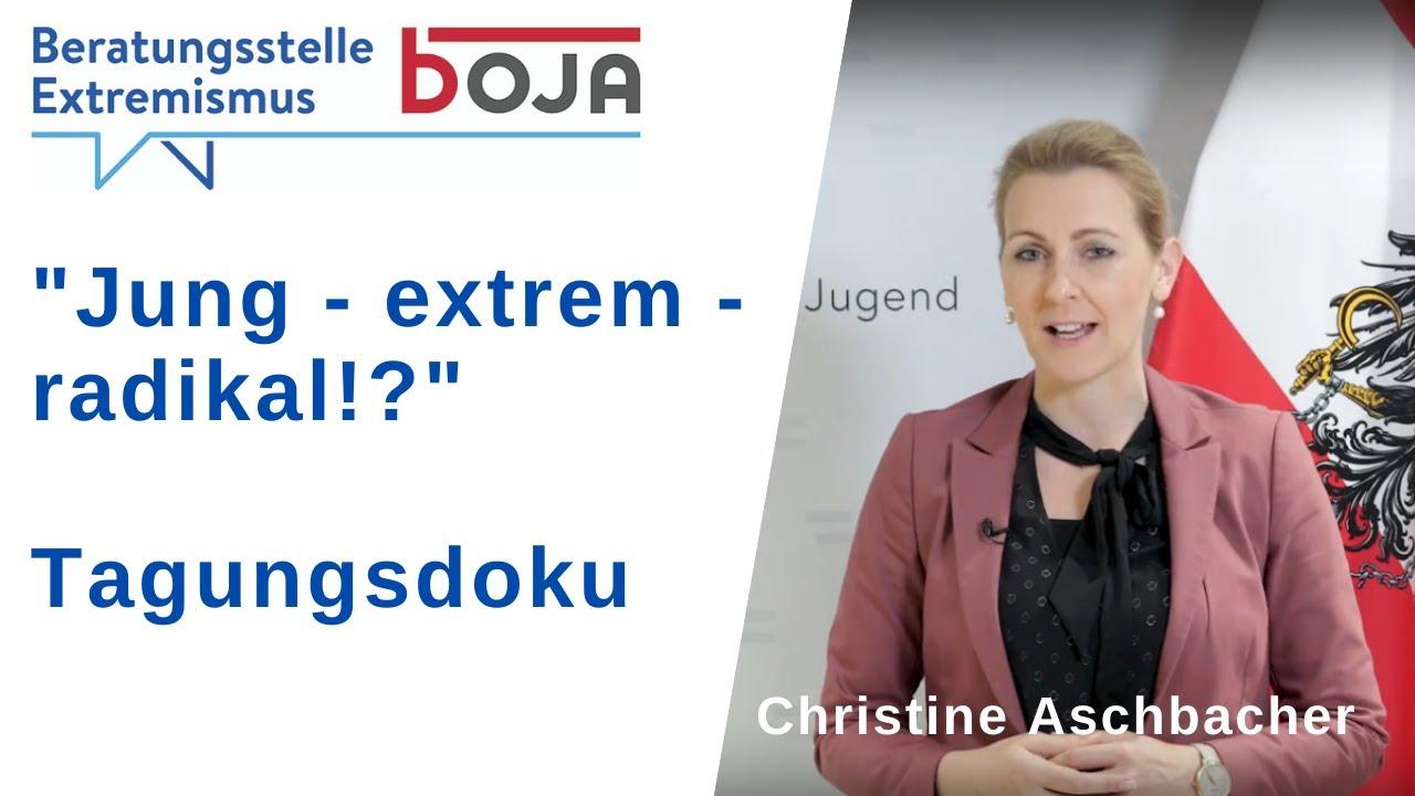 Begrussung Christine Aschbacher Youtube