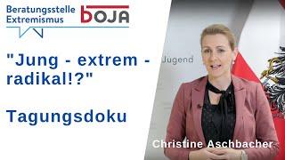 Begrüßung christine aschbacher -