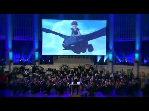 How to Train Your Dragon Suite - Live Concert