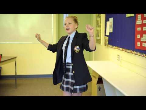 Concours d'Art Oratoire: Aysha