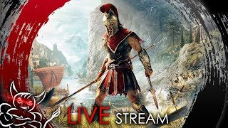 Assassin's Creed Odyssey - Спартанка ищет Лесбос !) [Стрим]