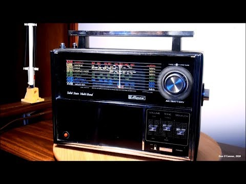 1970's Alaron Multi-Band Radio