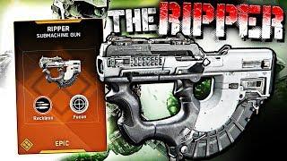 THE RIPPER RETURNS & RIPS EVERYONE! (Infinite Warfare Epic Weapon Gameplay)