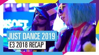 Just Dance 2019   E3 Recap: Starplayer Edition   Ubisoft [US]