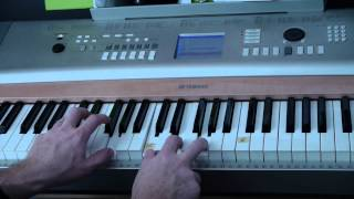 "Easy-to-Play Piano ""Oceans"" by Hillsong - (Matt McCoy)"