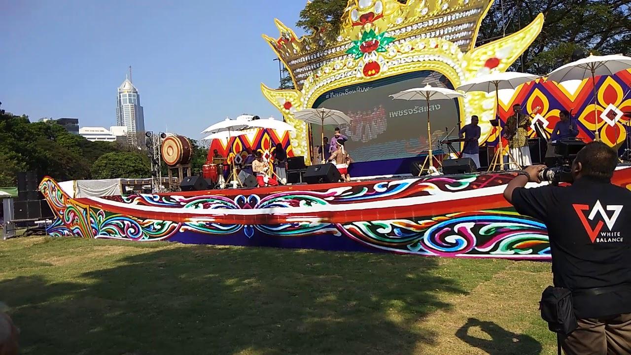 งานเทศกาลท่องเที่ยวไทย 2562 ณ สวนลุมพินี 24/1/62