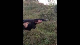 Shooting test - D-Force Extrema MILITARY