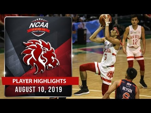RED-HOT LIONS: Nelle, Oftana Combine For 29 POINTS, San Beda Slays Letran   NCAA 95 MB
